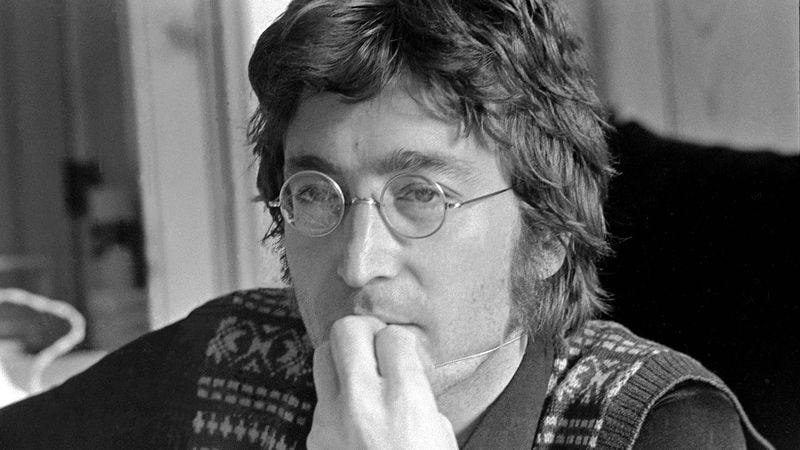 Illustration for article titled Wikipedia Users Surprised Nobody's Made Page For John Lennon Yet