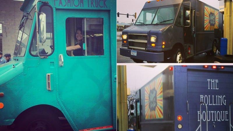Illustration for article titled Food Trucks Out, Fashion Trucks In (JK, Food Trucks Forever)