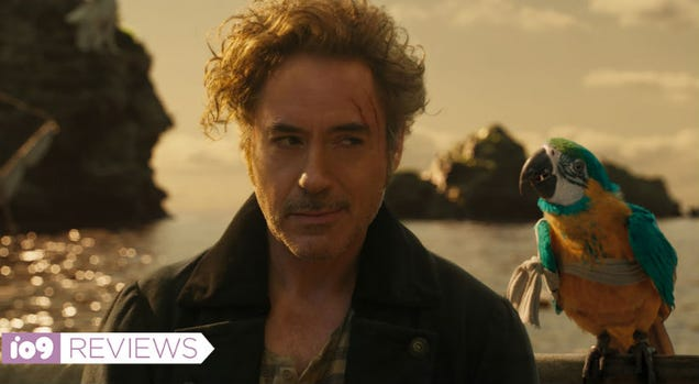 No Number of Avengers Can Save the Boring, Unfunny Dolittle