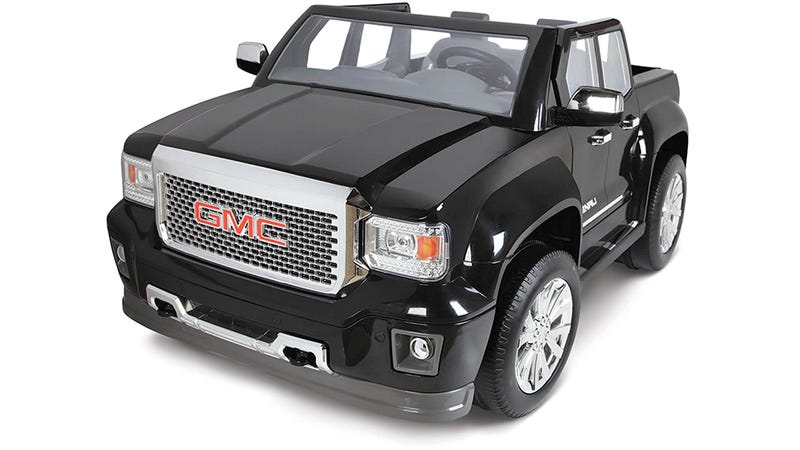 There S Finally An All Electric Version Of The Gmc Sierra Denali