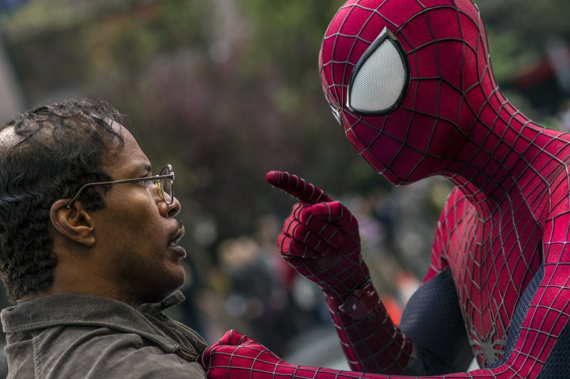 Illustration for article titled Andrew Garfield Blames Sony For Amazing Spider-Man 2's Non-Amazingness