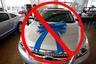 Illustration for article titled Sell No: Why You Don't Need A New Car