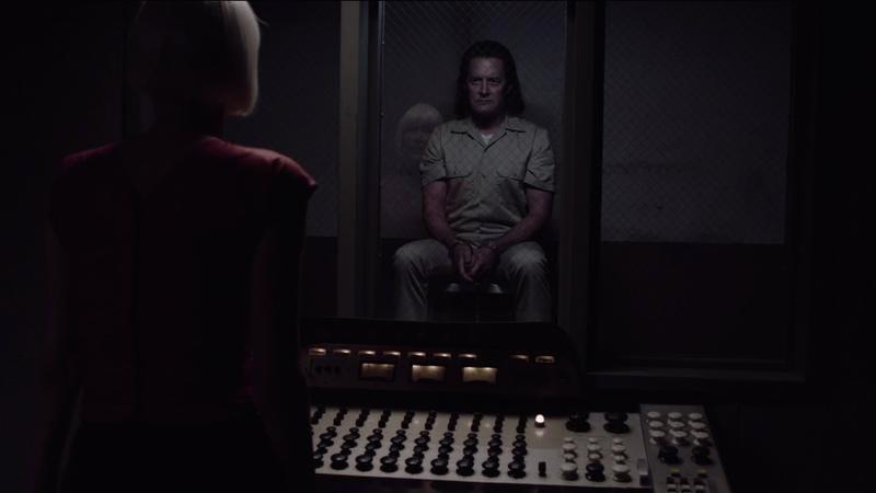(Laura Dern, Kyle MacLachlan) (Screenshot: Twin Peaks)