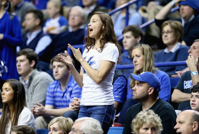 Illustration for article titled Ashley Judd Is Pressing Charges Against March Madness Twitter Trolls
