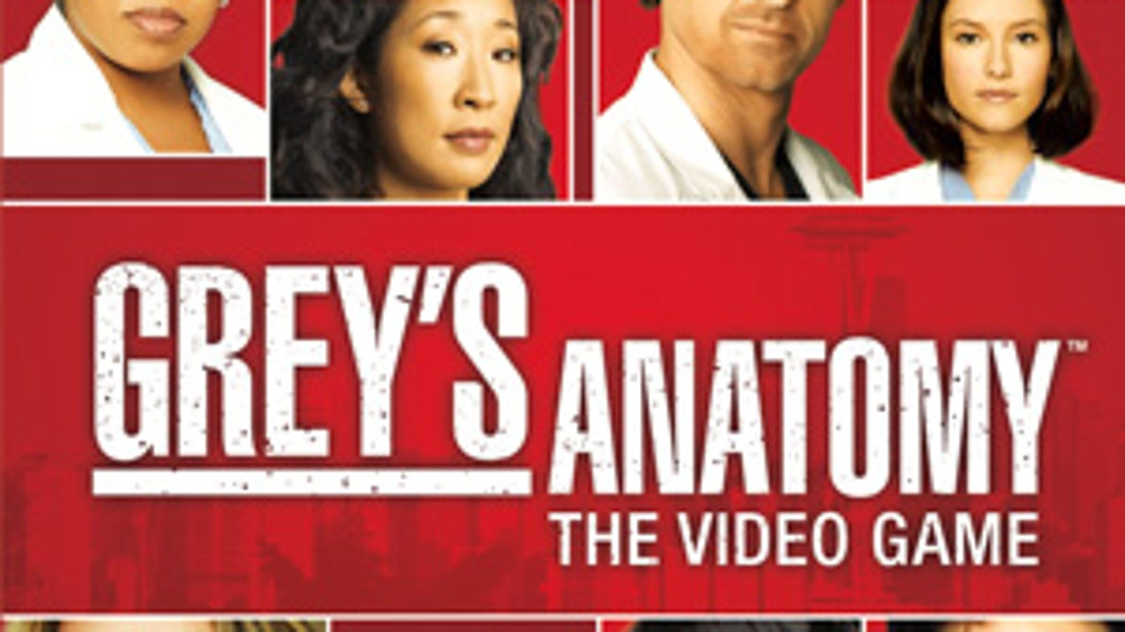 Ubisoft Makes Greys Anatomy Game Official
