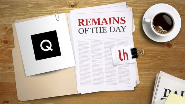 Remains of the Day: Quartz for iOS Delivers the News Through Chat