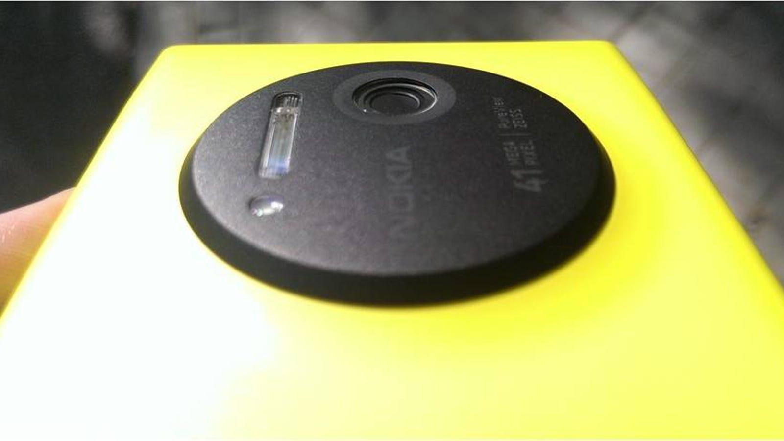 Nokia Lumia 1020, análisis: no hay otro smartphone con mejor cámara