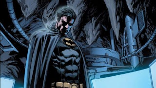 Illustration for article titled A Comic Where Batman Meets His Dead Father Should Not Be This Bad