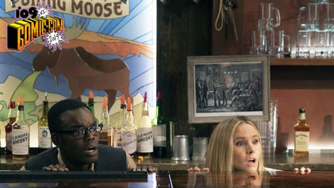Try Not to Get Sad at a First Look at The Good Place Season 4