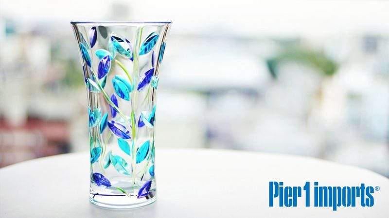 Illustration for article titled Pier 1 Imports Unveils New Self-Defense Vase For Smashing Onto Head Of Home Invader