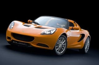Illustration for article titled 2011 Lotus Elise: Nipped, Tucked And Still Beautiful