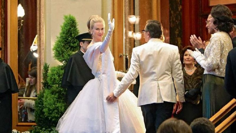 Illustration for article titled Nicole Kidman's Grace Of Monaco will open at Cannes, but not in the U.S. (for now)
