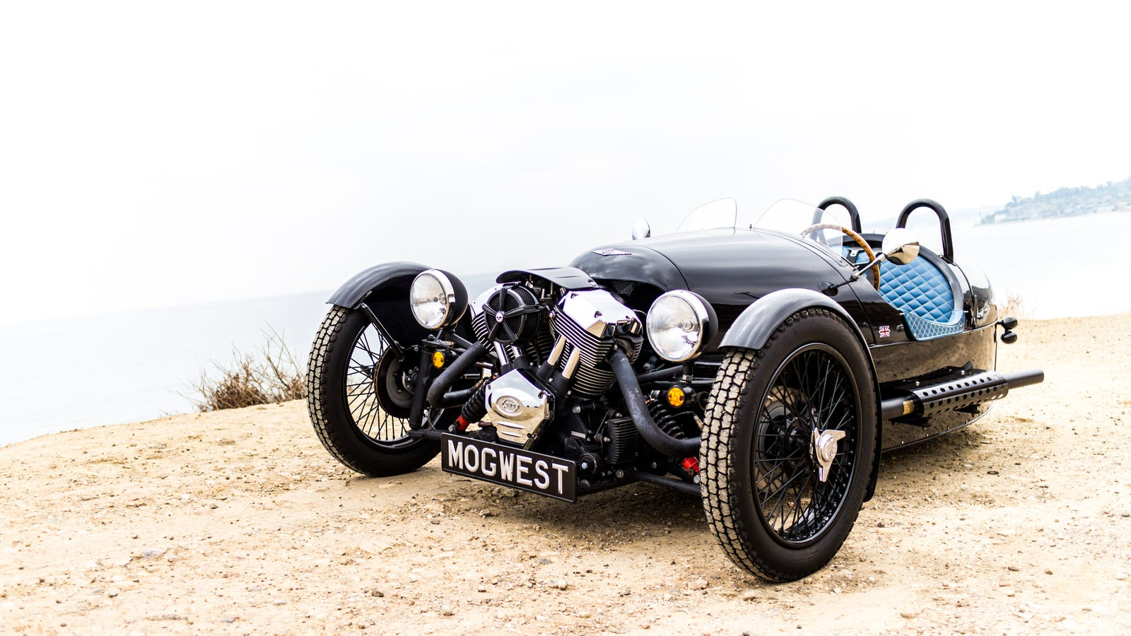 a morgan 3 wheeler is the most fun you can have at any speed. Black Bedroom Furniture Sets. Home Design Ideas