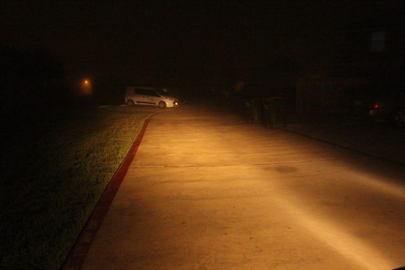 Illustration for article titled Do fog lights light fog?