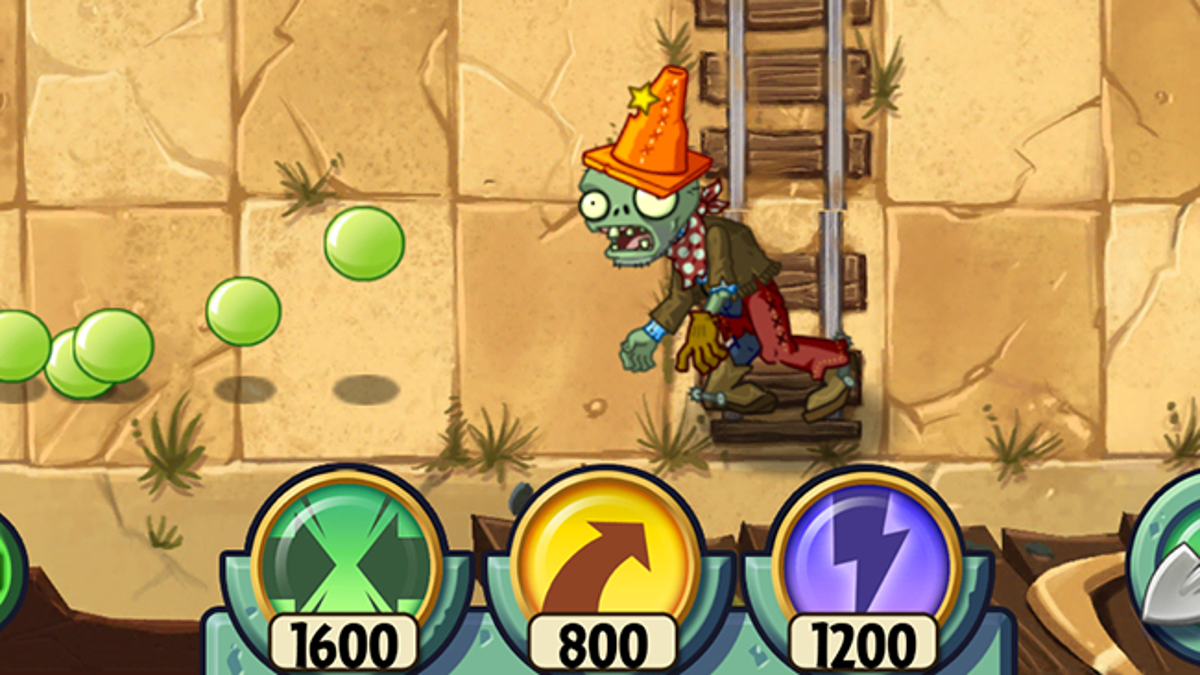 Tips For Playing Plants Vs  Zombies 2 Without Paying