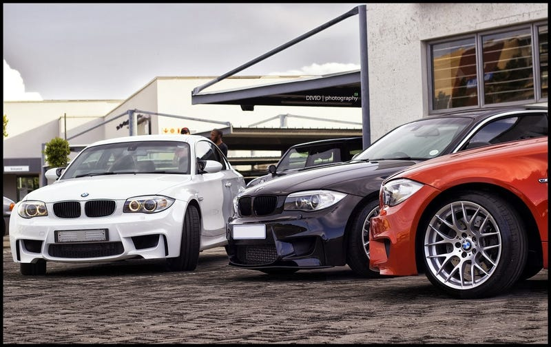Illustration for article titled Buy All 3 BMW 1Ms On CarMax Right Now For The Price Of A New 911 Turbo
