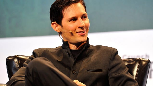 Telegram CEO s Number Found on List of Potential NSO Spyware Targets