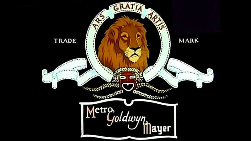 Illustration for article titled Explore the many lions of the MGM logo through history