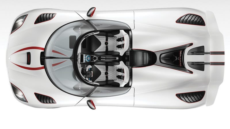 Illustration for article titled Koenigsegg Agera R is officially the king of going then stopping