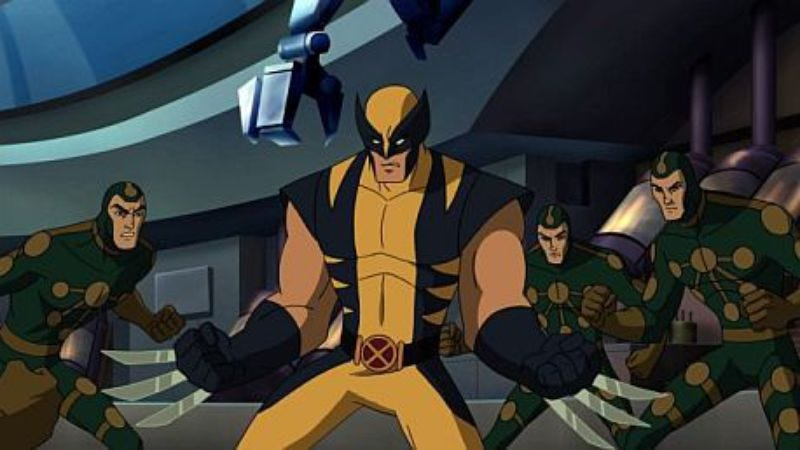 Illustration for article titled A live X-Men TV show might be in the works (again)