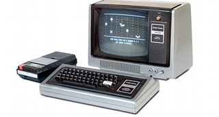 Illustration for article titled Happy 35th Birthday to Radio Shack's TRS-80 Personal Computer, a Leader in Its Day