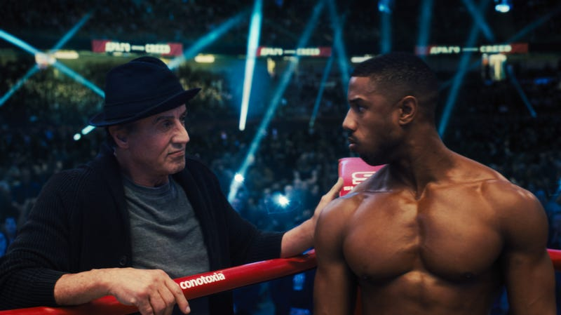 Creed Ii Cant Match The Impact Of Its Predecessor But Lands Some