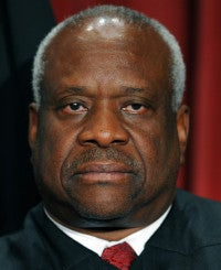 Clarence ThomasAssociate Justice of the U.S. Supreme Court