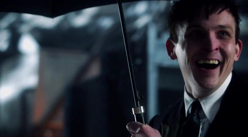 """Illustration for article titled Critics Hail Gotham As The Fall's """"Most Promising"""" New Show"""
