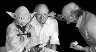 Illustration for article titled Las fotos de Star Wars que tal vez nunca has visto