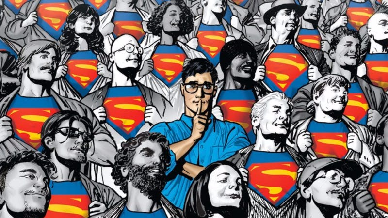 Illustration for article titled American Alien Is The Best Superman Story In Ages