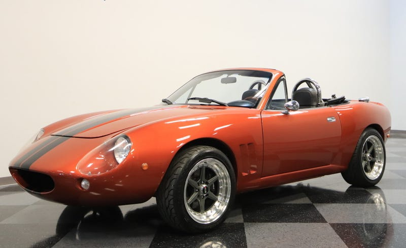 At $26,995, Is This Custom 1990 V8 Mazda Miata A Total Work
