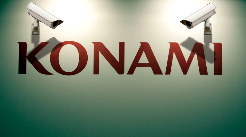 Illustration for article titled Sources: When You Work At Konami, Big Brother Is Always Watching