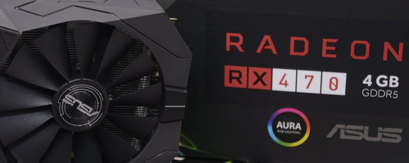 Illustration for article titled AMD Radeon RX 470 Review: Almost The Next Best Thing
