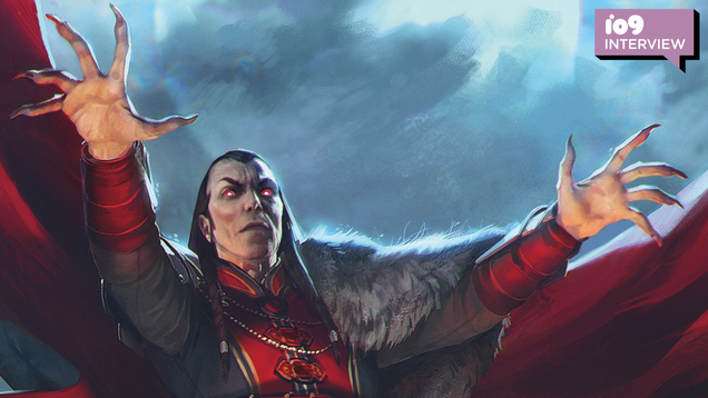 How Dungeons & Dragons  Next Sourcebook Expands Its View of Horror