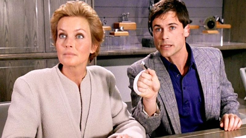 Progressive Near Me >> Rob Lowe's Comedy Central roast will also be a partial Tommy Boy reunion