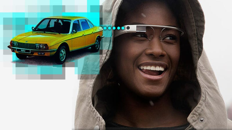 Illustration for article titled Five Reasons Why Google Glass Could Be Great For Gearheads