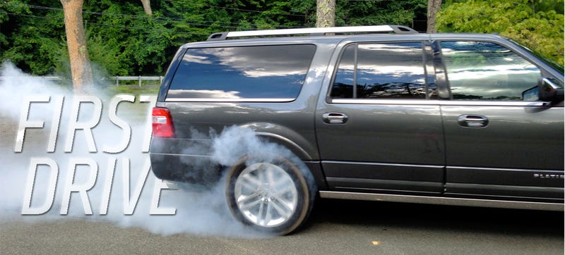 Illustration for article titled Believe It: The 2015 Ford Expedition Is Better Than The Chevy Suburban