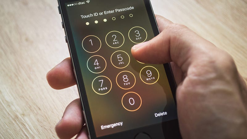 Image result for lock your phone