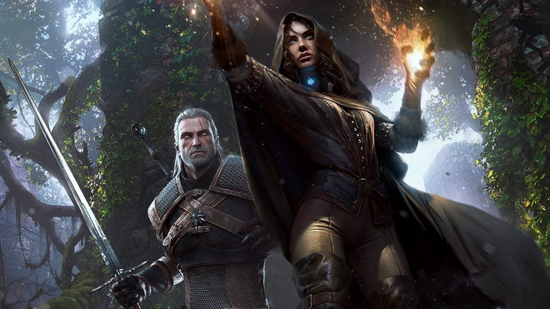 Illustration for article titled El creador de The Witcher no está ganando dinero con el juego porque pensó que sería un completo fracaso