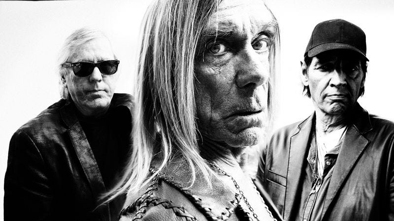 Illustration for article titled Iggy And The Stooges:Ready To Die