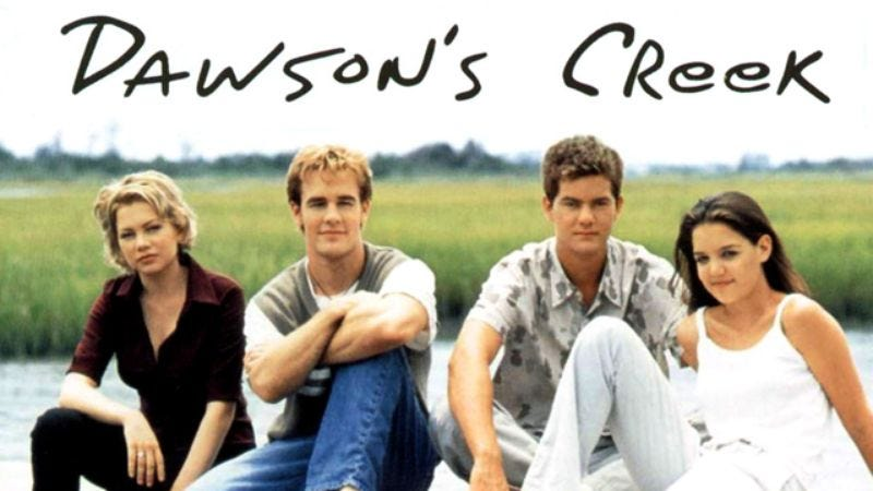 Illustration for article titled This Fan-Made 'Dawson's Creek' Slideshow Is Fine