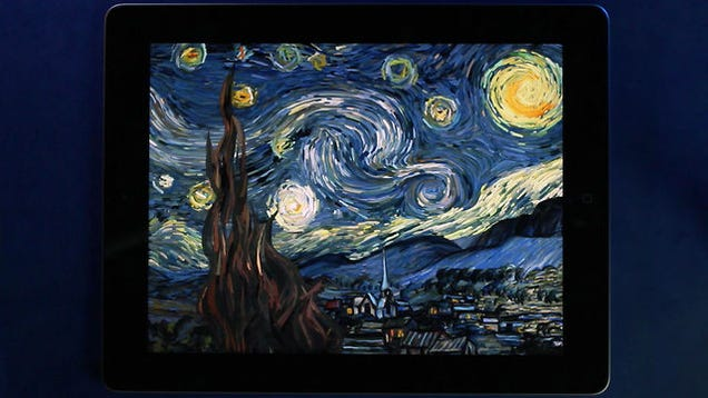 expressionism van goughs starry night essay
