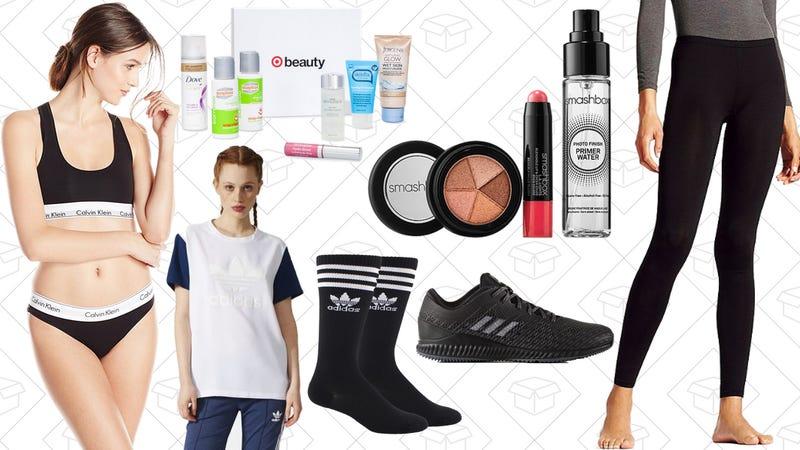 Illustration for article titled Today's Best Lifestyle Deals: Calvin Klein Underwear, Adidas, Uniqlo, Smashbox, and More