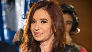 Illustration for article titled Argentine President Cristina Fernandez de Kirchner Diagnosed With Cancer
