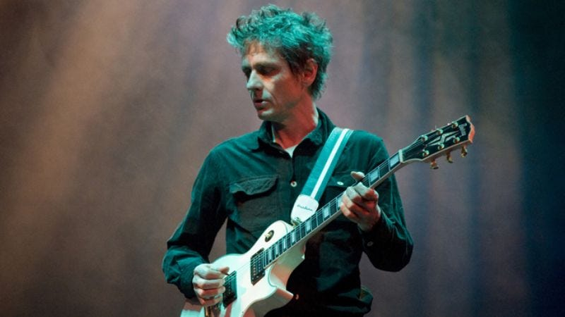 Illustration for article titled Dean Wareham