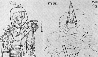 Illustration for article titled The Space Gun Was Conceived 199 Years Ago
