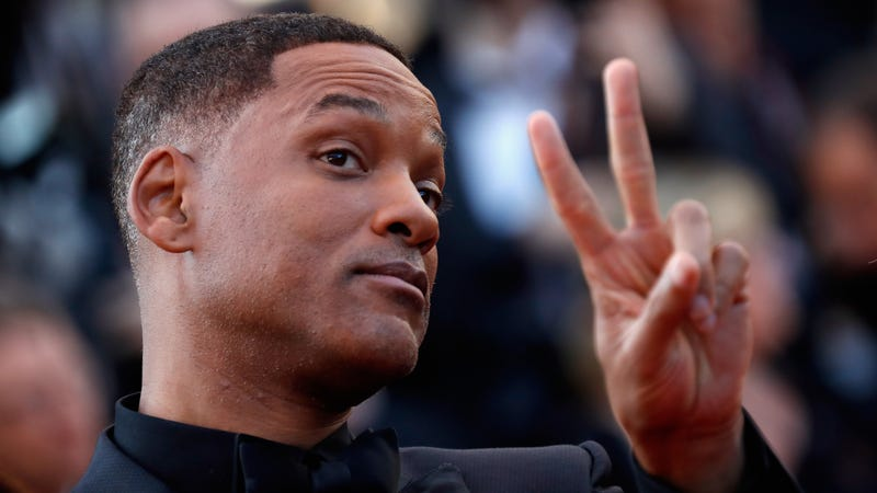 Illustration for article titled Will Smith is jumping out of a helicopter for YouTube