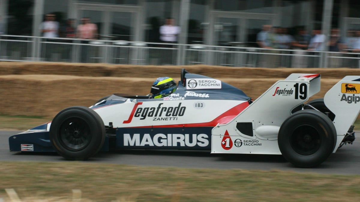 This Was Ayrton Senna\'s First Formula 1 Car