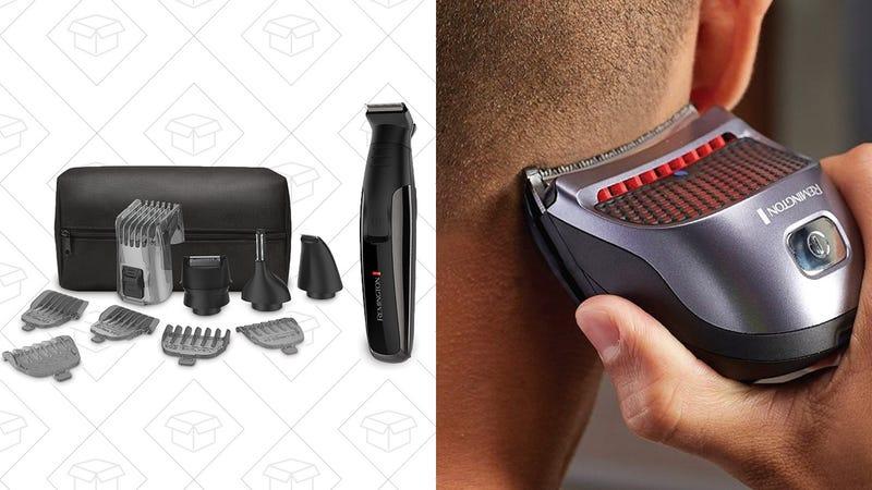 Maquinilla Remington Shortcut Pro | $30 | Amazon Remington Beard Boss | $17 | Amazon | Usa el cupón de $10
