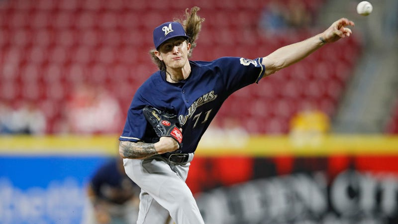 Illustration for article titled Josh Hader Is Striking Everybody Out